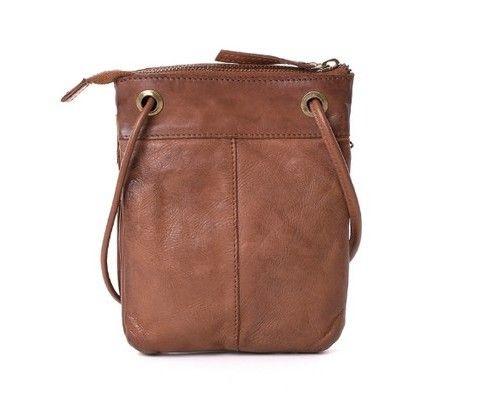 Billede af Lille brun taske